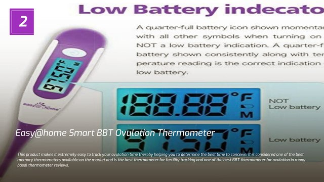 Best Basal Thermometer for Ovulation